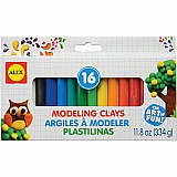 Modeling Clay (Box 16) 16 Assorted Colors