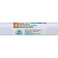 Paper Roll (12x100') White