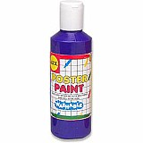 Washable Poster Paint 8oz Purple