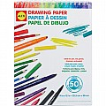 ALEX Toys Artist Studio Drawing Paper-50 Sheets