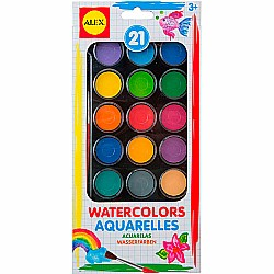 ALEX Toys 36 Watercolor Paint Set