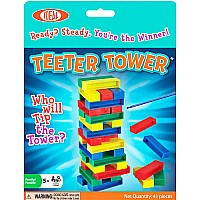 Ideal Teeter Tower Game