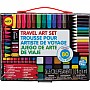 ALEX Art Travel Art Set with Carrying Case