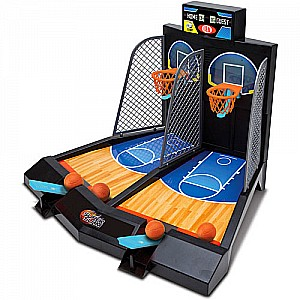 Electronic Super Slam Basketball Tabletop Game