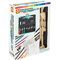 ALEX Art Studio Expressions Figure Drawing Set