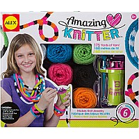 ALEX Toys Craft Amazing Knitter