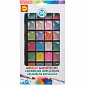 ALEX Toys Artist Studio 28 Metallic Watercolors