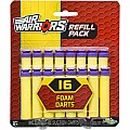 Buzz Bee Toys Air Warriors 16 Suction Dart Refill