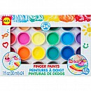 ALEX Toys Artist Studio 24 Finger Paints