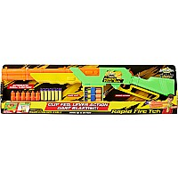 Buzz Bee Toys Air Warriors Rapid Fire Tek Blaster