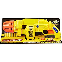 Buzz Bee Toys Air Warriors Motorized Mech 12 Blaster