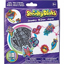 Shrinky Dinks-good Time Jewelry