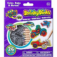 Shrinky Dinks-on the Move