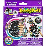 Shrinky Dinks Night Out Jewelry