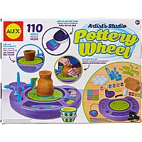 ALEX Toys Artist Studio Pottery Wheel