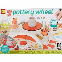 ALEX Toys Artist Studio Easy Spin Pottery Wheel