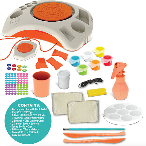 Alex Toys-Easy spin Pottery Wheel