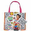 Color A Cool Tote