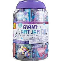 Giant Art Jar - Stellar