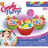ALEX Craft Candy Party Cupcakes