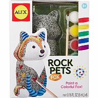 ALEX Toys Craft Rock Pets Fox