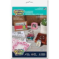 Shrinky Dinks DIY Keepsakes Project Pack