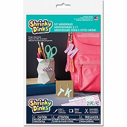 Shrinky Dinks DIY Monograms Project Pack