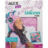 ALEX DIY Knot-A Unicorn Hat