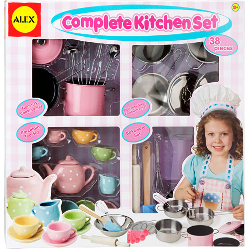 pretend play complete kitchen set from alex another