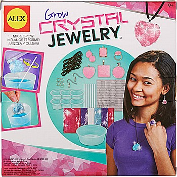 ALEX Toys DIY Wear Grow Crystal Jewelry