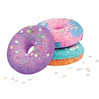ALEX Spa DIY Bath Bomb Donuts