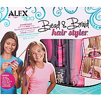 ALEX Spa Bead and Braid Hair Styler