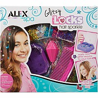 ALEX Spa Glitzy Locks Hair Sparkle