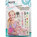 ALEX Spa Layer and Wear Watercolor Tattoos