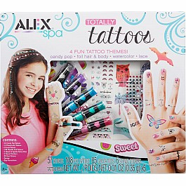 ALEX Spa Totally Tattoos