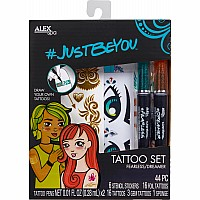 ALEX Spa JUSTBEYOU Tattoo Set FEARLESSDREAMER