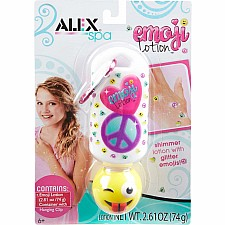 ALEX Spa Emoji Lotion