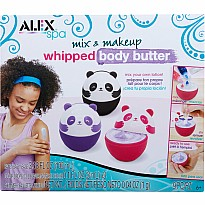 ALEX Spa Mix and Makeup Whipped Body Butter