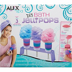 ALEX Spa DIY Bath Jelli Pops