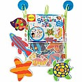 Stickers For the Tub  Beach Buddies
