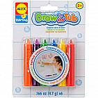 Rub A Dub Draw In The Tub Crayons