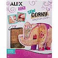 ALEX DIY Sew Corky Elephant Plush