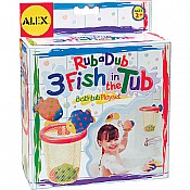 Rub A Dub 3 Fish In the Tub