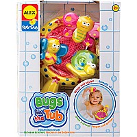 ALEX Toys Rub a Dub Bugs in the Tub