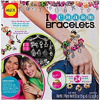 ALEX Toys DIY Wear I Heart Charm Bracelets
