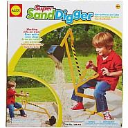 ALEX Toys Active Play Super Sand Digger