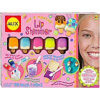 ALEX Spa Fun Mix and Make Up Lip Shimmer