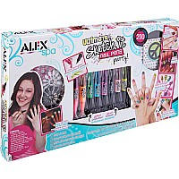 ALEX Spa Ultimate Sketch It Nail Pens Party