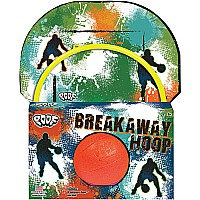 POOF Over The Door Breakaway Basketball Hoop