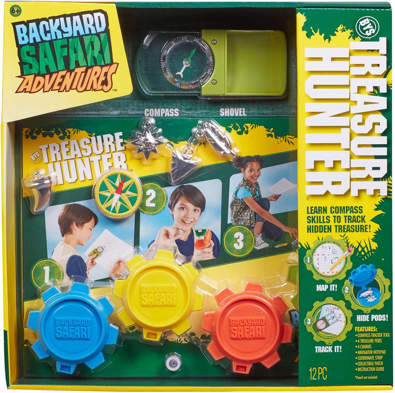Backyard Safari Toys backyard safari treasure hunter - adventure toys